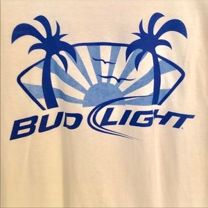 Bud Light Shirts - Extra Large Bud Light T shirt